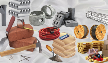 Selecting New and Used Building materials Online