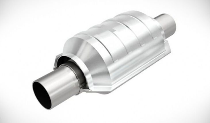 Automotive Catalytic Converter